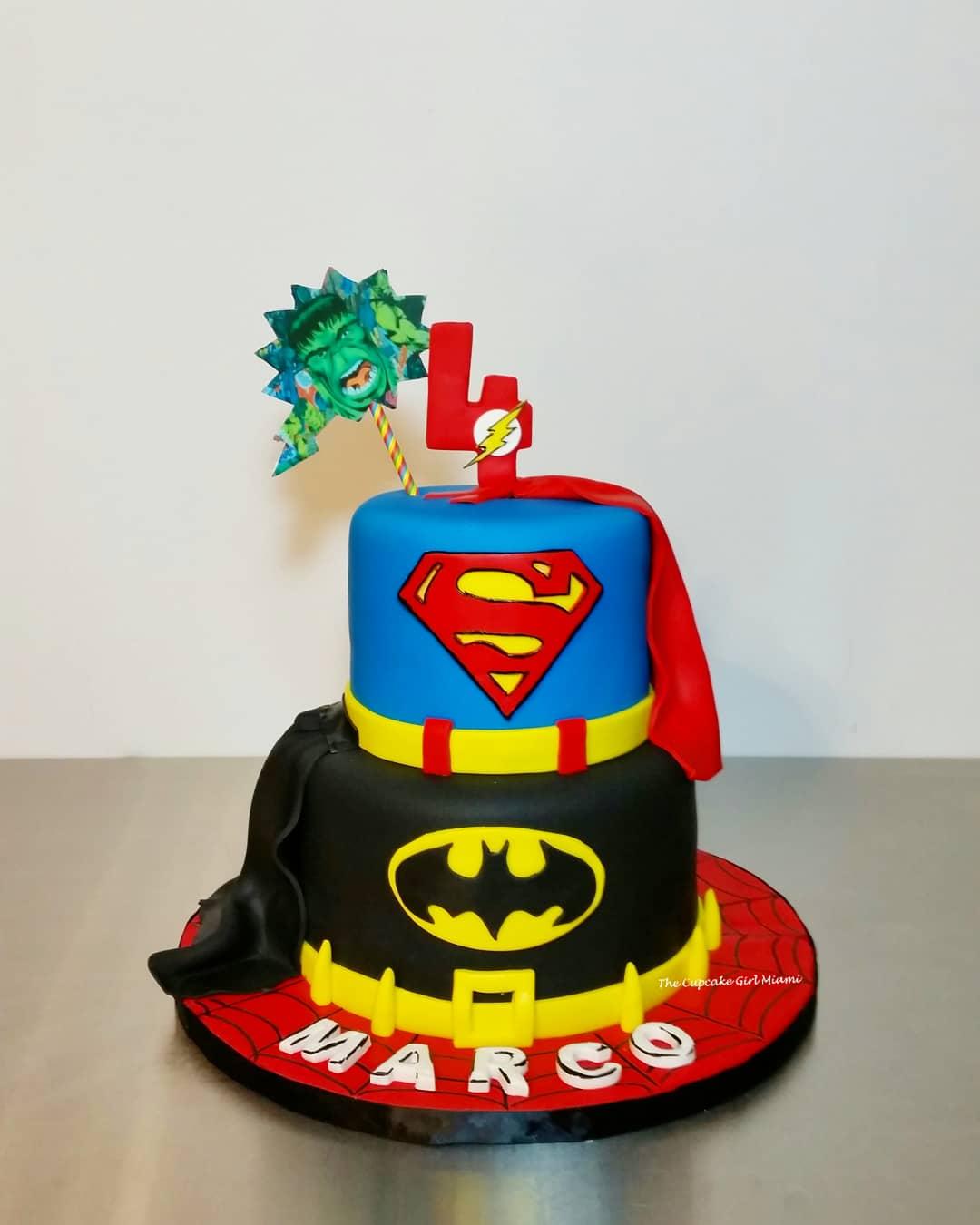 Fabulous Birthday Cakes Wedding Cakes Baby Shower Cakes The Cupcake Funny Birthday Cards Online Hendilapandamsfinfo